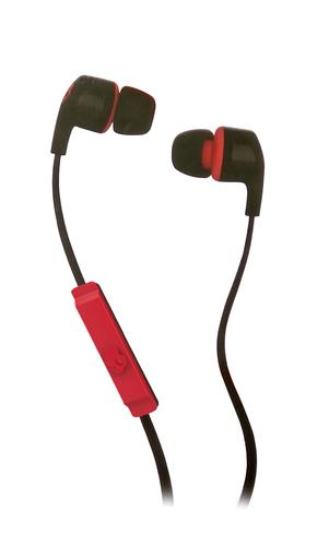 Skullcandy Smokin Buds 2 Mic Black/Red