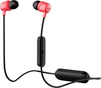 Skullcandy Jib Wireless Earbuds Black/Red