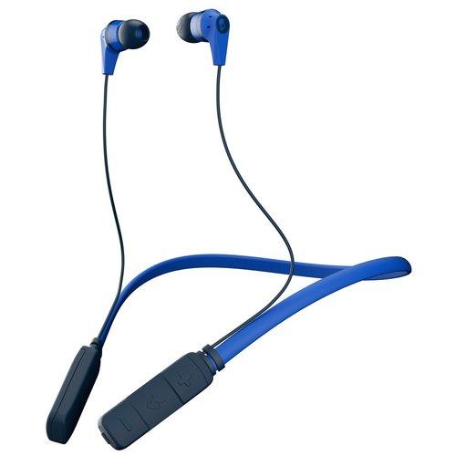 Skullcandy Ink'd 2.0 Bluetooth Earbud Headphones Royal/Navy