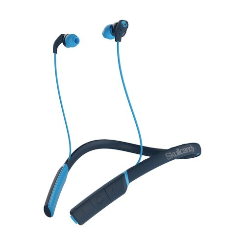 Skullcandy Method Bluetooth Earbud Headphones Navy/Blue