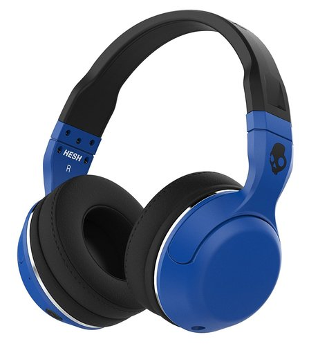 Skullcandy Hesh 2 Bluetooth Headphones Blue/Black