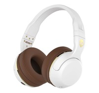 Skullcandy - Hesh 2 Bluetooth Wireless Headphones White/Brown/Gold