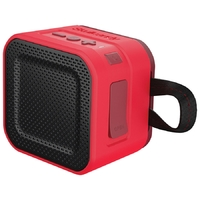 Skullcandy Barricade Mini Bluetooth Speaker Red