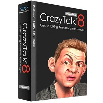 CrazyTalk 8 Pipeline (Mac Electronic Software Delivery)