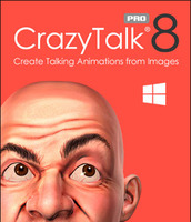 CrazyTalk 8 Pro (Windows Electronic Software Delivery)