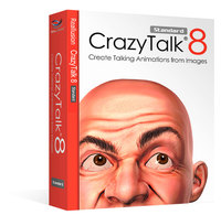 CrazyTalk 8 Standard (Windows Electronic Software Delivery)