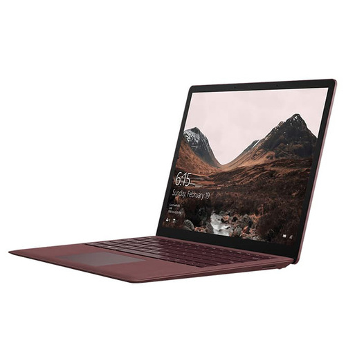 SURFACE LAPTOP I7 16GB 512GB PLATINUM