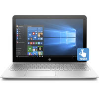 "HP Pavilion 15-au000nr 15.6"" Touchscreen Notebook - Intel Core i5 (6th Gen) i5-6200U Dual-core (2 Core) 2.30 GHz - 8 GB DDR4 SDRAM - 1 TB HDD - Windows 10 Home- Natural Silver, Ash Silver"