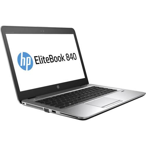 "HP EliteBook 840 G3 14"" Notebook - Intel Core i5 (6th Gen) i5-6200U Dual-core (2 Core) 2.30 GHz - 8 GB DDR4 SDRAM - 256 GB SSD - Windows 7"