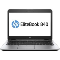"HP EliteBook 840 G3 14"" Notebook - Intel Core i7 (6th Gen) i7-6600U Dual-core (2 Core) 2.60 GHz - 8 GB DDR4 SDRAM - 512 GB SSD - Windows 7"