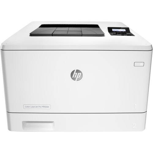 HP LaserJet Pro M452dn Laser Printer - Color - 600 x 600 dpi Print - Plain Paper Print - Desktop
