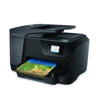 HP Officejet Pro 8710 Inkjet Multifunction Printer - Color - Plain Paper Print - Desktop