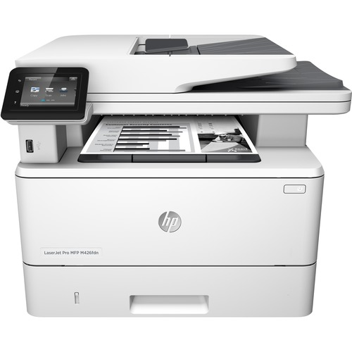HP LaserJet Pro M426FDN Laser Multifunction Printer - Plain Paper Print