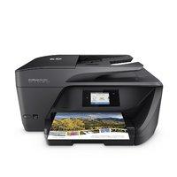 HP Officejet Pro 6968 Inkjet Multifunction Printer - Plain Paper Print