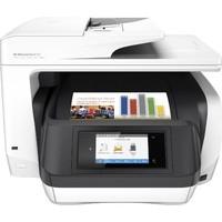 HP Officejet Pro 8720 Inkjet Multifunction Printer - Color - Plain Paper Print - Desktop