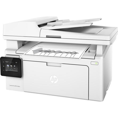 HP LaserJet Pro M130fw Laser Multifunction Printer - Monochrome - Plain Paper Print - Desktop