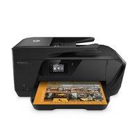 HP Officejet 7510 Inkjet Multifunction Printer - Color - Plain Paper Print - Desktop