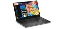 Dell XPS 13 (9360) 13.3 inch QHD; i7-7560U (4MB cache, up to 3.8GHz); 8GB LPDDR3 1866MHz Memory; 512GB M.2 PCIe SSD