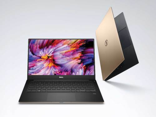 Dell XPS 13 MLK (9360) 13.3 inch FHD; i7-7560U (4MB cache, up to 3.8GHz); 8GB LPDDR3 1866MHz Memory; 256GB M.2 PCIe SSD (ROSE GOLD)