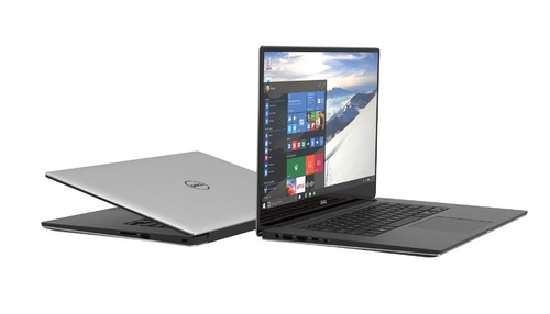 Dell XPS 15; 15.6 inch FHD; i5-7300HQ Quad Core Processor (6MB cache, up to 3.5GHz); 8GB DDR4 2400MHz Memory; 500GB 7200rpm Hard Drive + 32GB SSD; Silver Anodized Aluminum