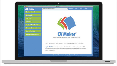 CV Maker (Mac Download)