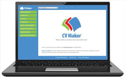 CV Maker (Win - Download)