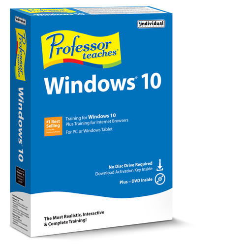 Professor Teaches Windows 10 (Win - Download)