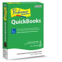 Professor Teaches QuickBooks 2017 - tutorial set (Win - Download)
