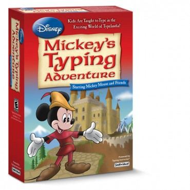 Disney: Mickey's Typing Adventure (Mac Download)