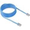 Belkin Cat 5E Patch Cable - RJ-45 Male - RJ-45 Male - 1ft - Blue