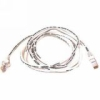 Belkin 700 Series Cat.5e UTP Patch Cable - RJ-45 Male - RJ-45 Male - 21ft - White