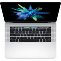 Apple 15-inch MacBook Pro with Touch Bar: 2.8GHz quad-core i7, 256GB - Silver
