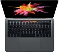 Apple 13-inch MacBook Pro with Touch Bar: 3.1GHz dual-core i5, 512GB - Space Gray