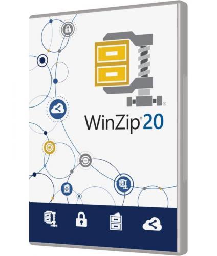 WinZip 21 Standard (Download)