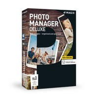 MAGIX Photo Manager Deluxe (Electronic Software Delivery)