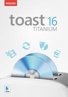 Roxio Toast 16 Titanium (Download)