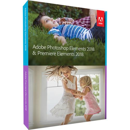 Photoshop Elements & Premiere Elements 2018 Student and Teacher Edition