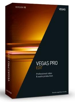 Vegas Pro 15 Edit (Electronic Software Download)