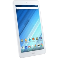 "Acer Iconia One 8 B1-850-K42F Tablet - 8"" - 1 GB DDR3L SDRAM - MediaTek Cortex A53 MT8163 Quad-core (4 Core) 1.30 GHz - 16 GB - Android 5.1 Lollipop - 1280 x 800 - In-plane Switching (IPS) Technology - 16:10 Aspect Ratio - microSD, microSDXC Memory Card Supported - Wireless LAN - Bluetooth - Accelerometer - Front Camera/Webcam - 5 Megapixel Rear Camera - 4600 mAh"
