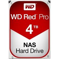 """WD Red Pro WD4002FFWX 4 TB 3.5"""" Internal Hard Drive - SATA - 7200rpm - 128 MB Buffer - 20 Pack"""