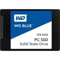 WD Blue 1TB Internal SSD Solid State Drive - SATA 6Gb/s 2.5 Inch - 545 MB/s Maximum Read Transfer Rate - 525 MB/s Maximum Write Transfer Rate