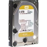 """WD Gold WD2005FBYZ 2 TB 3.5"""" Internal Hard Drive - SATA - 7200rpm - 128 MB Buffer - 20 Pack"""