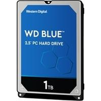 """WD Blue WD10SPZX 1 TB 2.5"""" Internal Hard Drive - SATA - 5400rpm - 128 MB Buffer - 1 Pack"""
