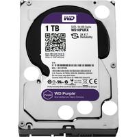 "WD-IMSourcing Purple WD10PURX 1 TB 3.5"" Internal Hard Drive - SATA - 64 MB Buffer - Bulk"