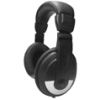 SM-25 Over-Ear Lab Headphones (Black)