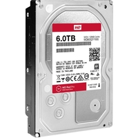 6TB RED PRO SATA 6GB/S 7200 RPM