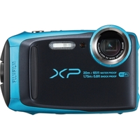 FinePix XP120 Sky Blue