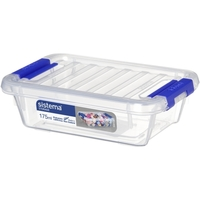 Sm Storage Container 12p ClrBL