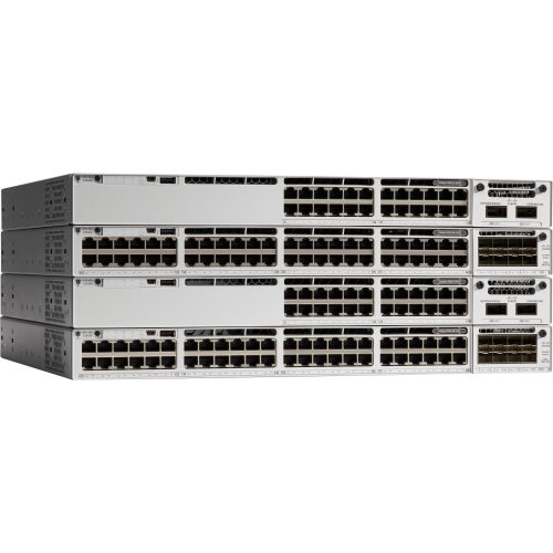 Catalyst 9300 24-port PoE+