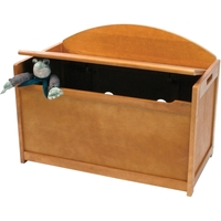 Childs Toy Chest Pecan